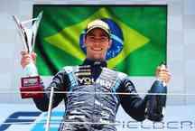 Sérgio Sette Câmara vence etapa da Áustria da Fórmula 2