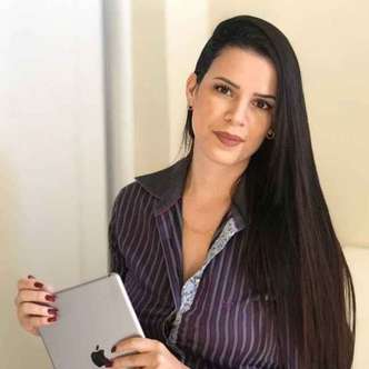 A CEO da Costa Corretora, Fernanda Costa: